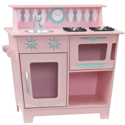 Charming KidKraft Classic Kitchen Set