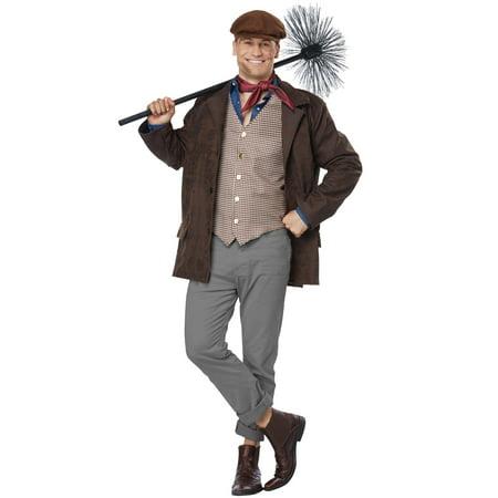 Chimney Sweep Plus Size Costume - Chimney Sweep Costume