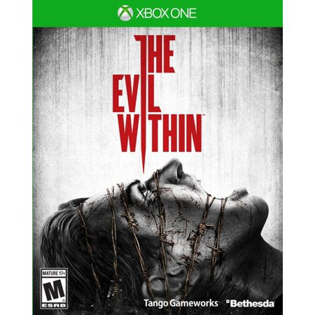 The Evil Within (Xbox One) Bethesda Softworks, 93155118539