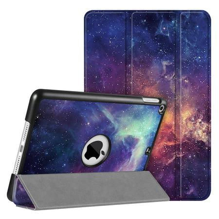 Fintie iPad Mini 5 2019 Case - Lightweight SlimShell Stand Cover with Auto Sleep/Wake, Galaxy ()