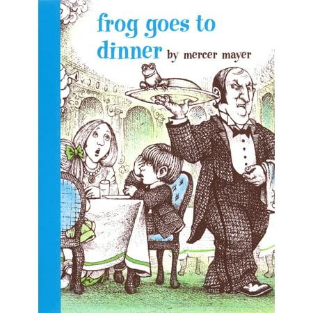 Frog Goes to Dinner (Frog Dinner)