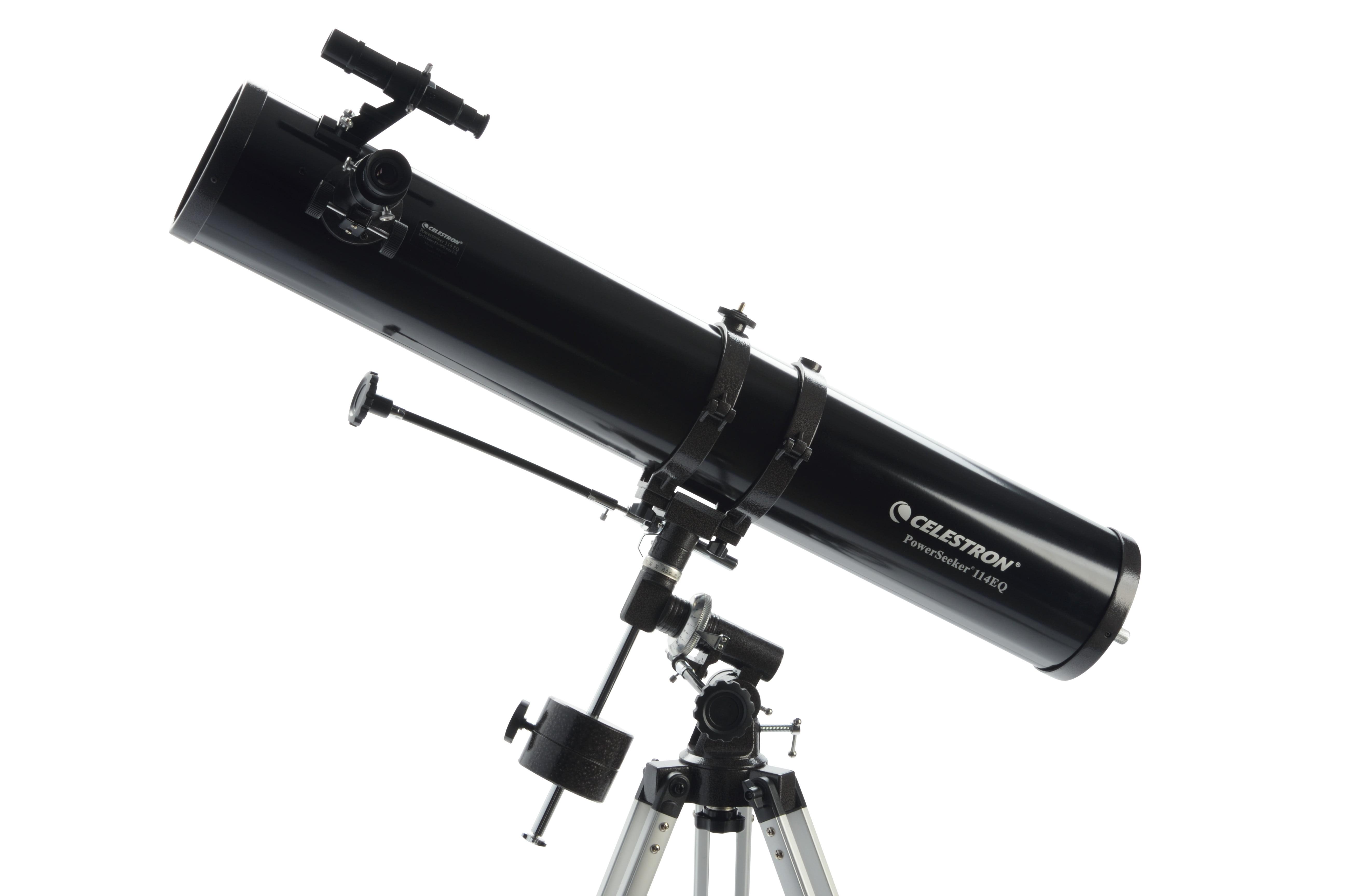 Celestron powerseeker eq telescope walmart