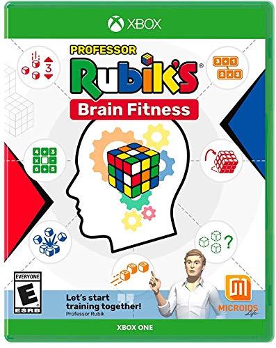 Professor Rubik's Brain Fitness for Xbox One