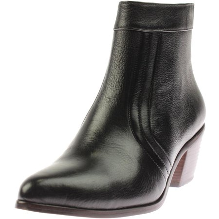 Matisse Womens Cece Leather Heels Ankle Boots