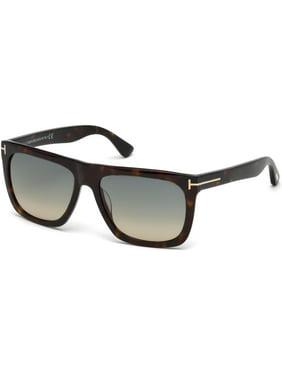 TOM FORD FT 0513 Sunglasses 52W Dark Havana