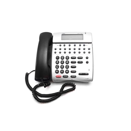 ITR-16D-3(BK) 780028 NEC Dterm IP Black Display Office Digital Speaker Phone USA Networking Phones / Telephones - Used Very -