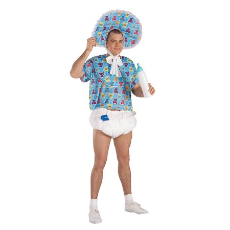 Adult Baby Boomer Costume Forum Novelties 58558 for $<!---->