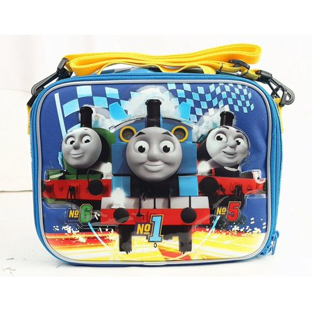 2016 Brand New Team Thomas Lunch Bag, Thomas The Train Insulated Lunch kit By Thomas Friends From USA