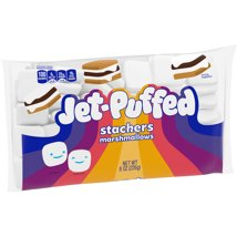 Marshmallows: Kraft Jet-Puffed StackerMallows