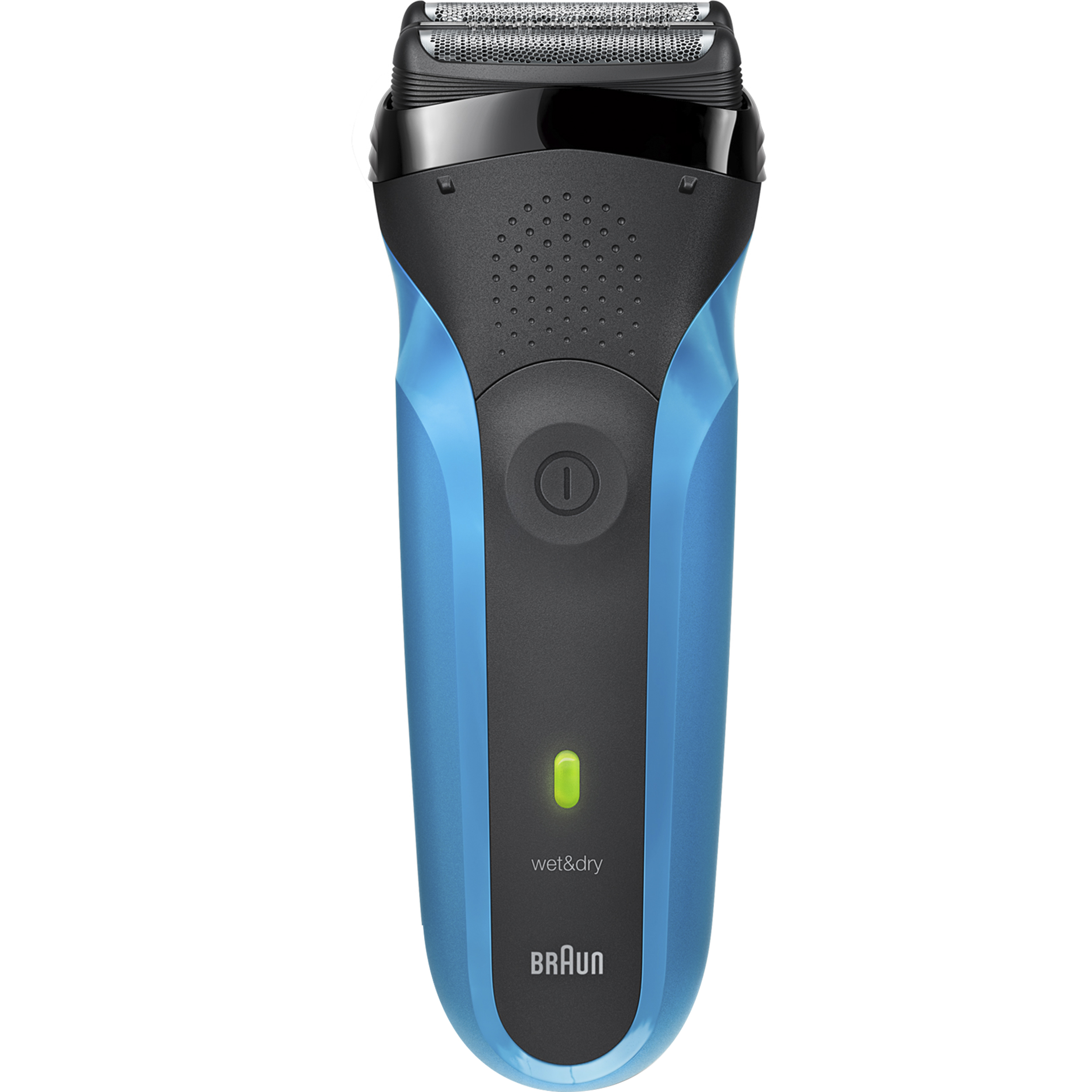 288d793ef Braun Series 3 310s ($10 Rebate Available) Wet & Dry Electric Shaver for Men  / Rechargeable Electric Razor, Blue - Walmart.com