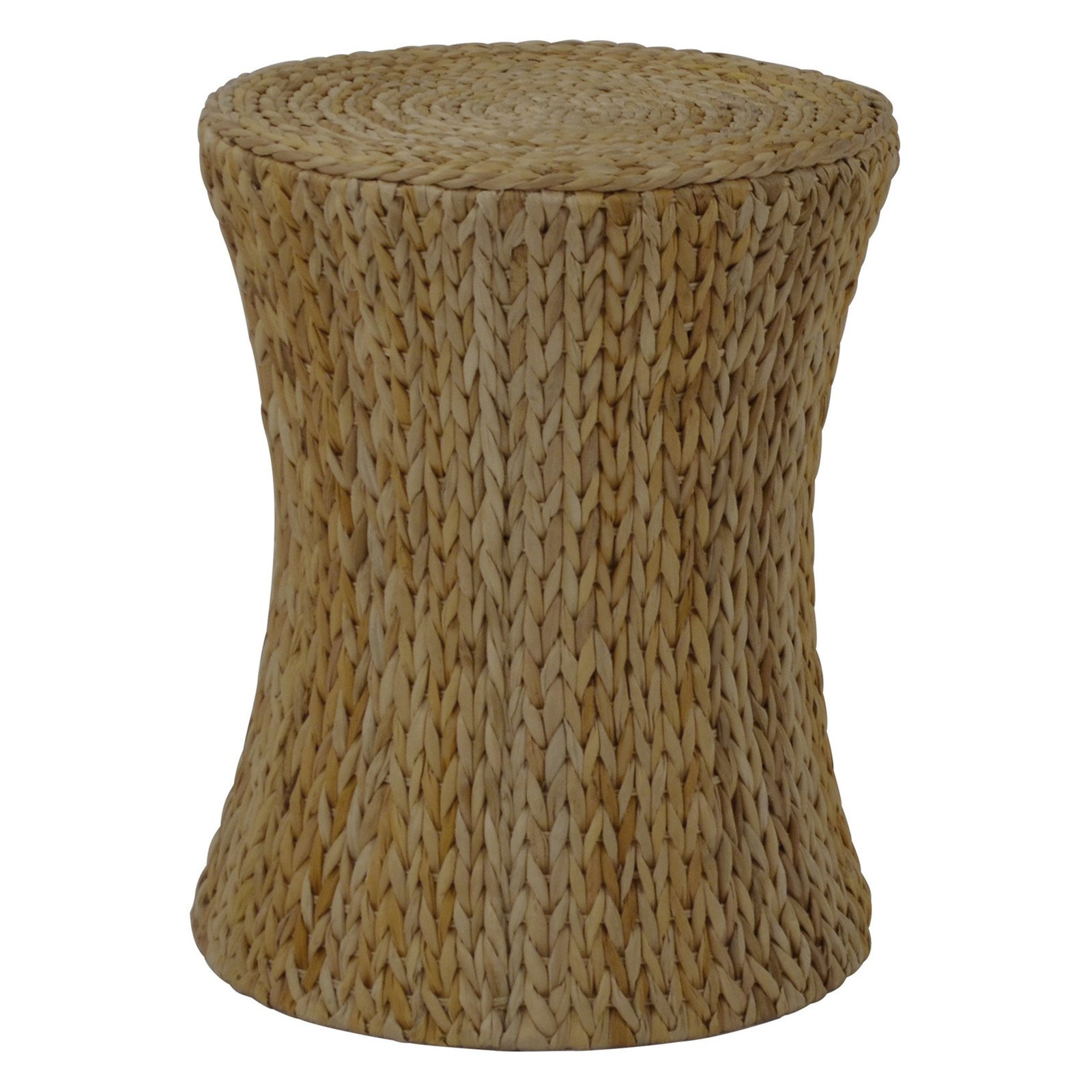 Gallerie Decor Bali Breeze Hourglass Accent Table