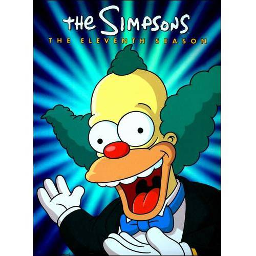 The Simpsons: The Complete Eleventh Season (DVD) by 20th Century Fox