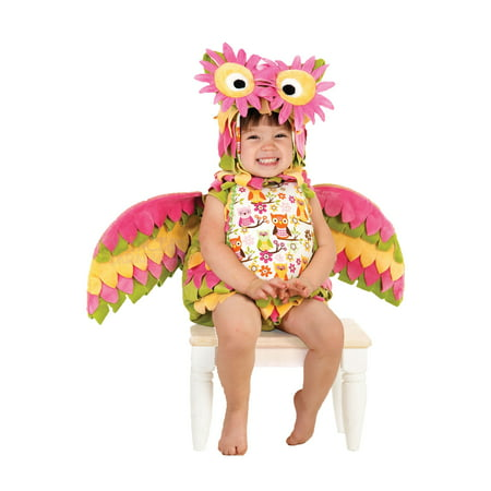 Hootie the Owl Costume - Infant and Toddler