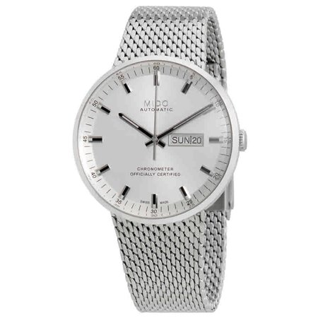 Commander II Automatic Silver Dial Mens Watch M031.631.11.031.00