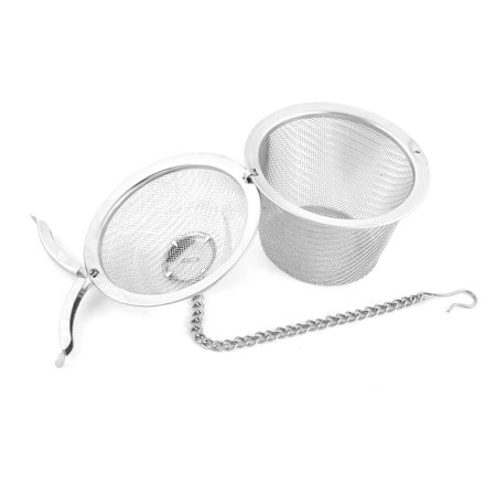 Metal Multi Use Tea Spice Flavouring Seasoning Infuser Strainer Filter 2pcs - image 2 of 3
