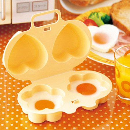 Silicone Egg Poacher Microwave Poaching Pods Nonstick Boiled Maker For Or Stovetop