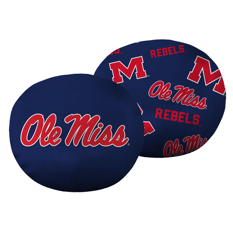 "NCAA - Ole Miss Rebels, 11"" Cloud Pillow"