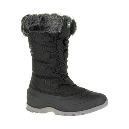 Kamik Momentum2 Snow Boot - Black - Womens - 10