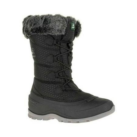 Kamik Momentum2 Snow Boot - Black - Womens -