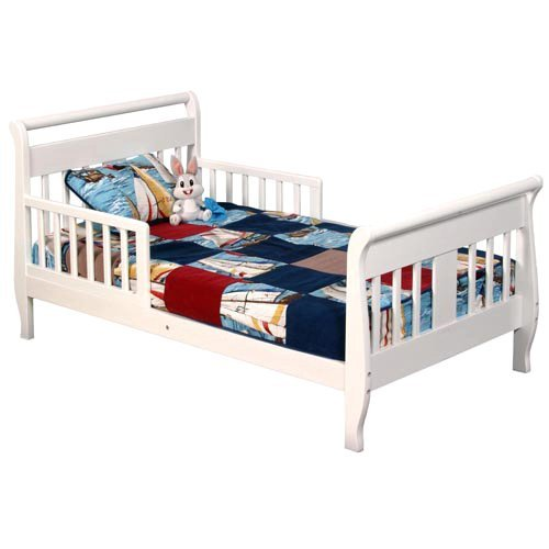 Storkcraft Soom Soom Toddler Sleigh Bed
