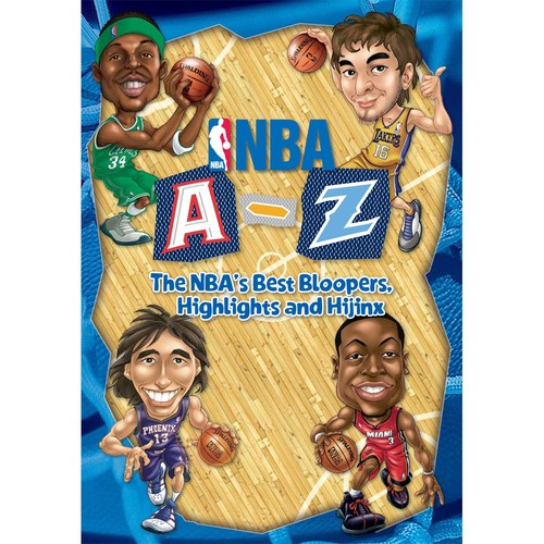 Nba-Z Bloopers by Team Marketing