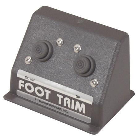 T-H Marine HT-1-DP Hot Trim Foot Control (Mariner Trim)