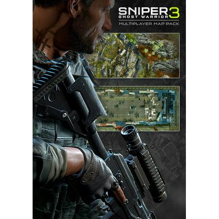 Sniper Ghost Warrior 3 - Multiplayer Map Pack [Digital (Multiplayer Action)