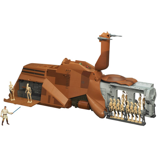 Star Wars Trade Federation Multi Troop Transport Vehicle