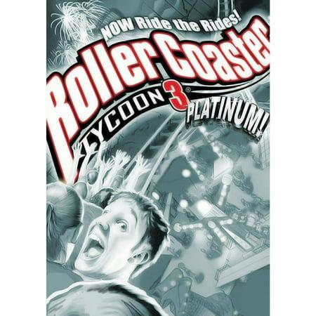 Atari RollerCoaster Tycoon 3 Platinum (Digital Download)