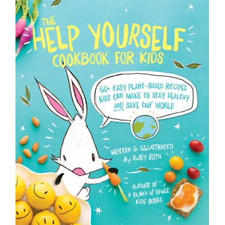 The Help Yourself Cookbook for Kids (Paperback) (Home Based Jobs For Stay At Home Moms)