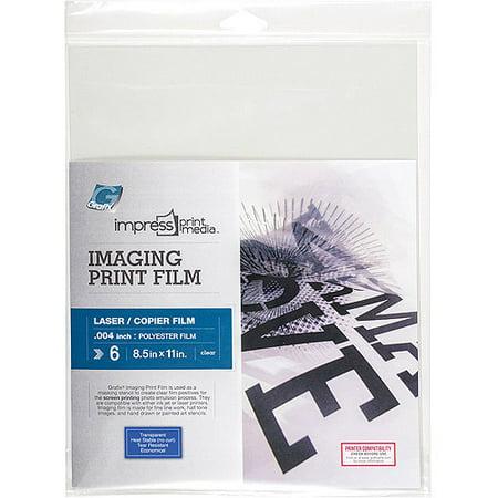 Grafix Imaging Print Film - -