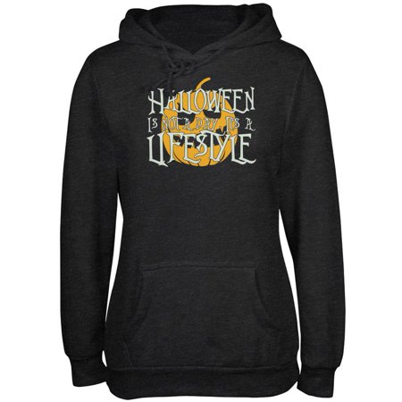 Halloween Lifestyle Charcoal Heather Juniors Soft - The Weiss Life Halloween