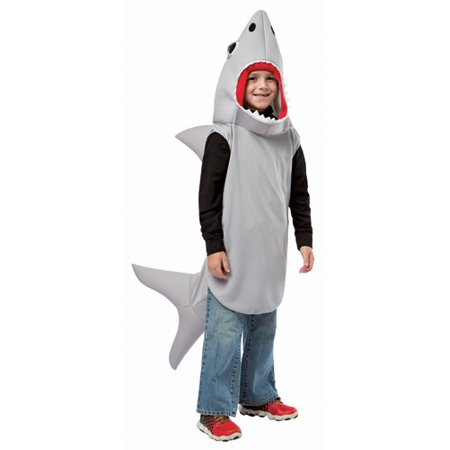Diy Shark Costume (Sand Shark Child Halloween)