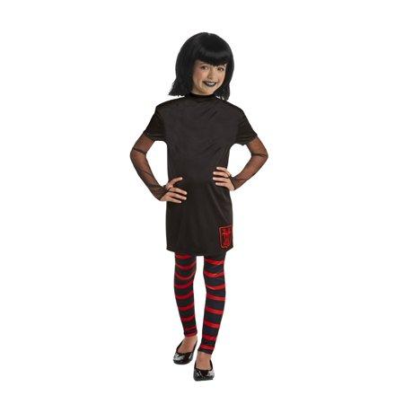 Children's Mavis W/ Wig Hotel Transylvania Costume