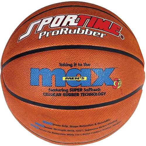 """SportimeMax 29.5"""" Men's ProRubber Basketball"""