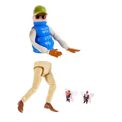 Onward Wilden Lightfoot Action Figure with Sprites Cobweb /& Dewdrop, Version 2