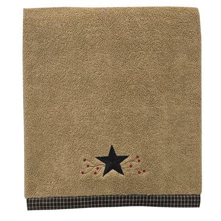 Star Vine Terry Bath Towel