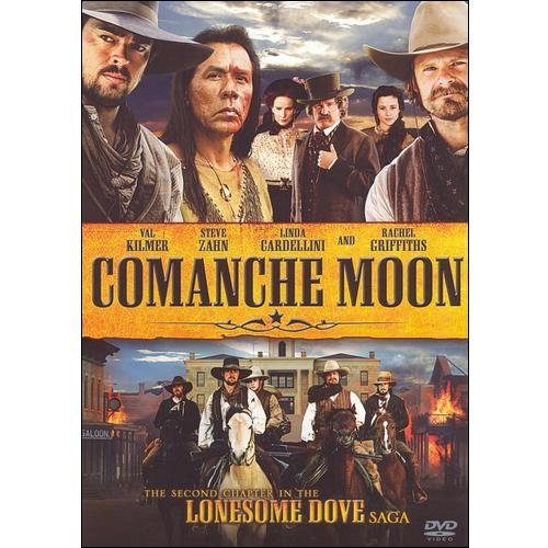 COMANCHE MOON-2ND CHAPTER IN THE LONESOME DOVE SAGA (DVD/2 DISC/WS 1.78 A/D