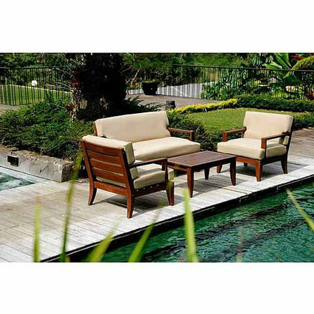 Better Homes And Gardens 4 Piece Patio Conversation Set Home Design Idea