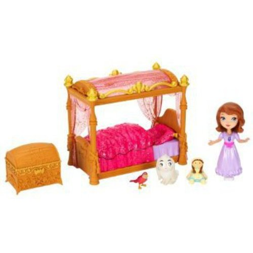 Sofia the First Sofia Doll and Royal Bedroom Play Set