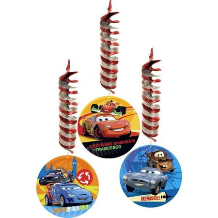 Cars Hanging Cutouts Decorations - Candyland Character Cutouts