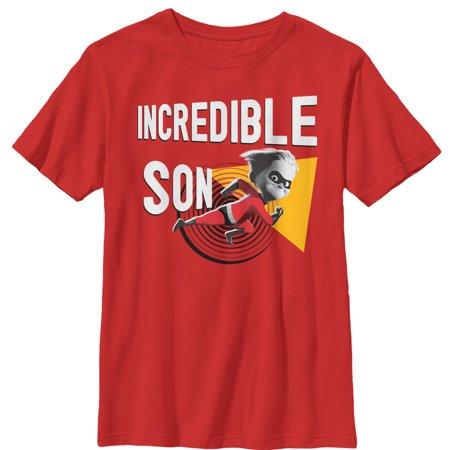 The Incredibles 2 Boys' Dash Incredible Son T-Shirt](Incredibles Dash)
