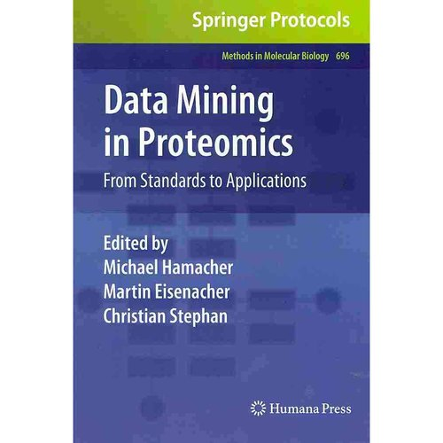 Data Mining in Proteomics: From Standards to Applications