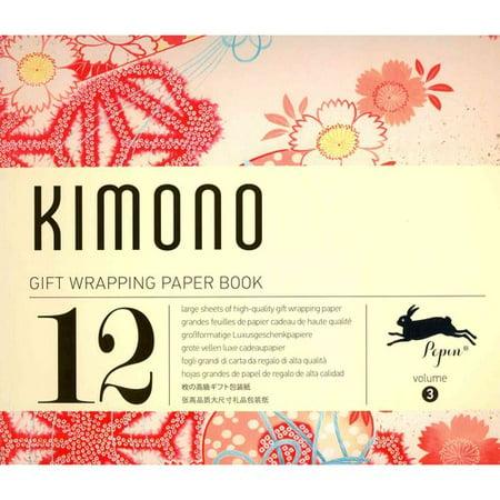 Kimono: Gift Wrapping Paper Book Vol. 3