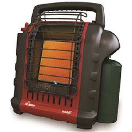 Portable Buddy Heater, 9K Btu, Propane