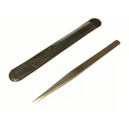 Titanium Diamond & Gem Stone Tweezers Tool (Personal Optics Titanium)
