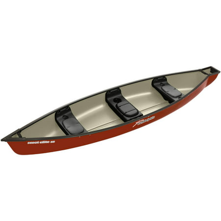 Sun Dolphin Scout Elite 14' Square Stern Canoe