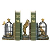 Elk Lighting Trading Places Bookends - Set of 3