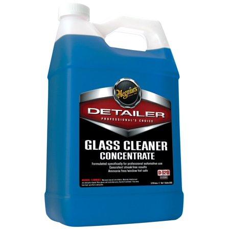 Meguiar's D12001 Glass Cleaner Concentrate, 1