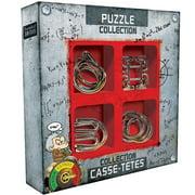 Extreme Set - 4 Disentanglement Metal Puzzles